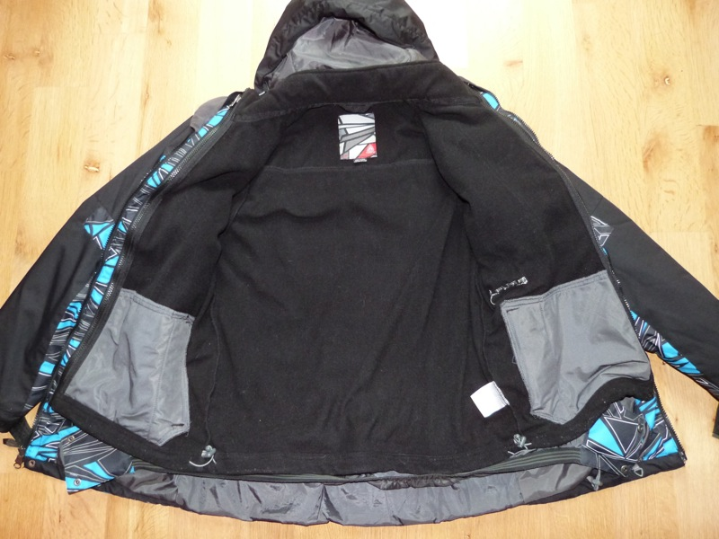 "Firefly ""Cornet"" Snowboard Ski Winter Jacket sz S Zip-Out"