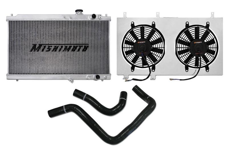 MISHIMOTO Radiator Fan Shroud Kit 94-01 Acura Integra