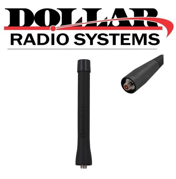 Replacement SMA Antenna Stubby UHF 403-512Mhz for Motorola VISAR JT1000 XTS3000