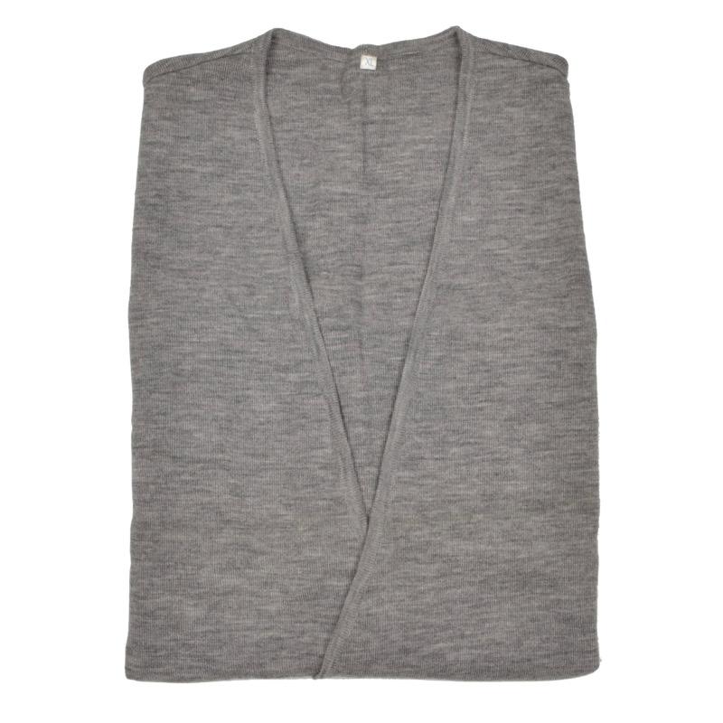 E. Braun & Co. Wien Pullunder Sweater Vest Weste Wolle