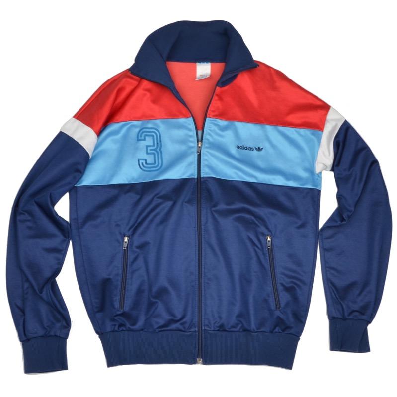 VINTAGE 80s Adidas Sport Jacke, BLOUSON Gr. 50 52 Herren | eBay