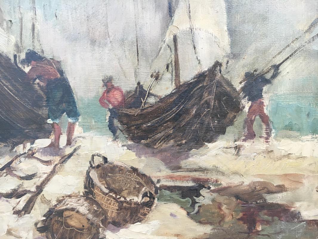 Datierung von Fischern